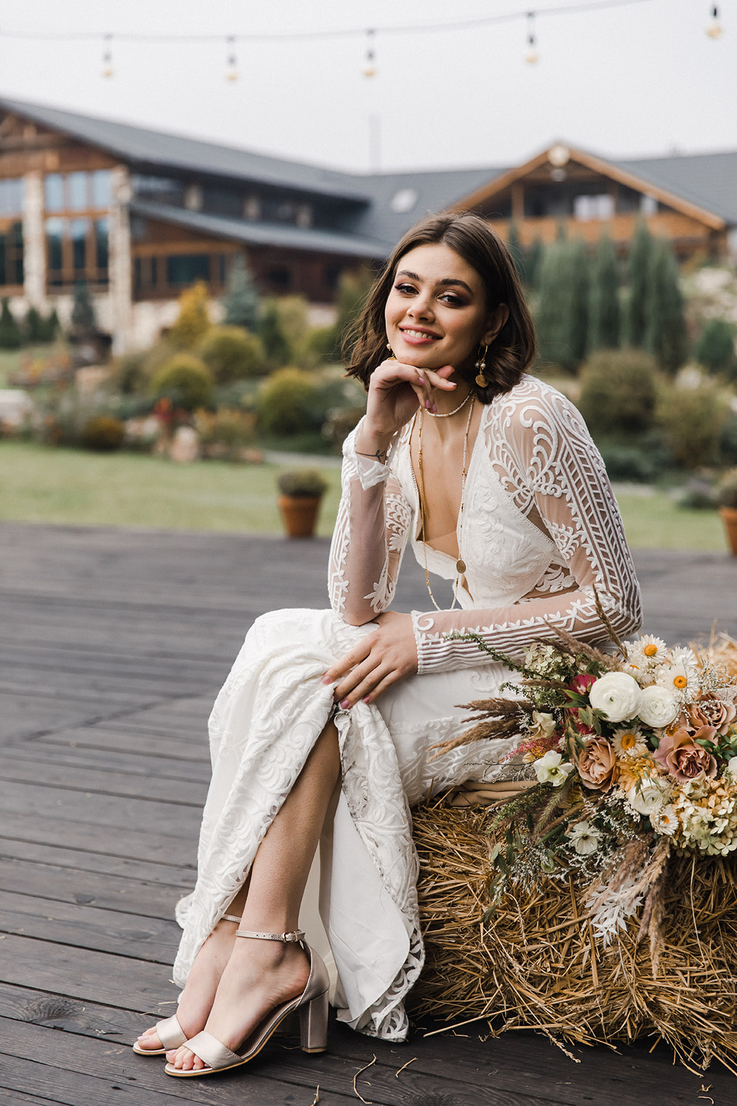Dworzyszcze _ Indie Wedding